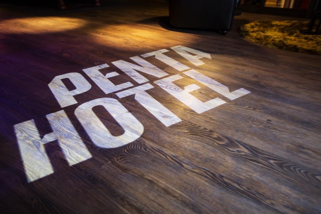 Pentahotel Brussels loves B-TRAY hospitality trays