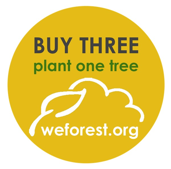 B-TRAY hotel supplies supports WeForest
