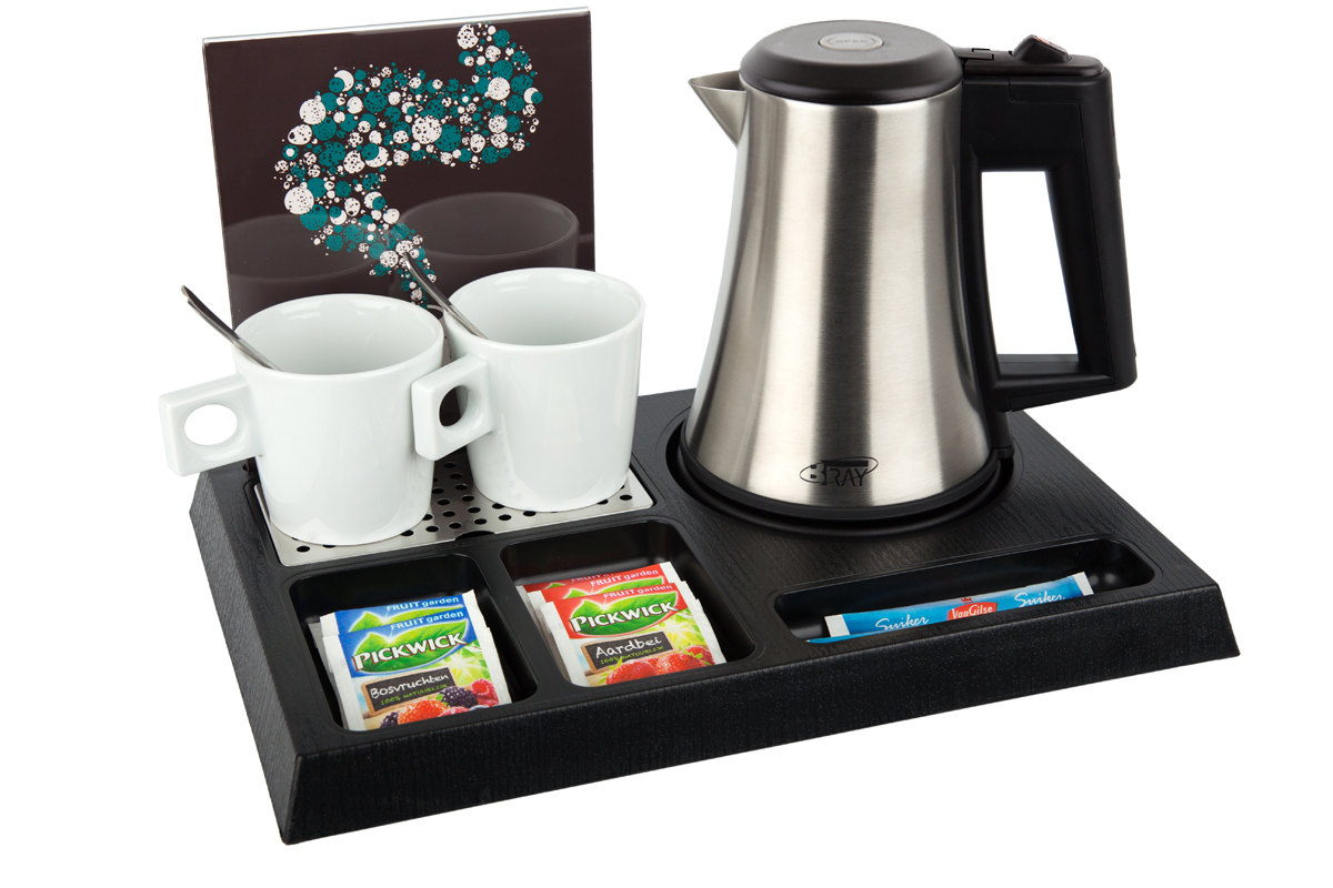 Hotel tea tray B-TRAY STAY