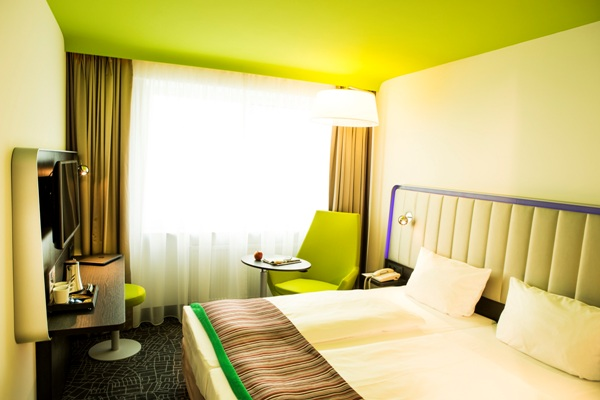 Welcome tray of ABS in Park Inn by Radisson Nuremberg | B-TRAY