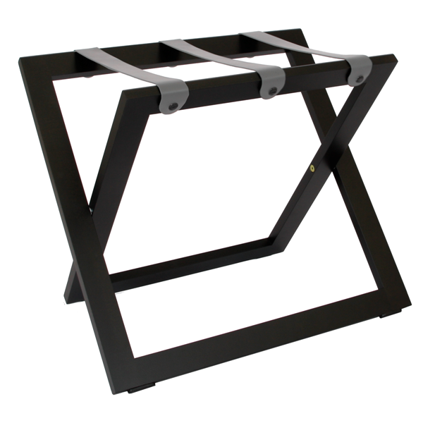 Suitcase stand | Luggage rack | For hotels! | Different colours and straps | B-TRAY