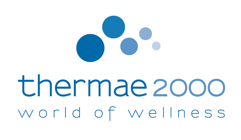 Thermae2000 uses the B-TRAY welcome tray